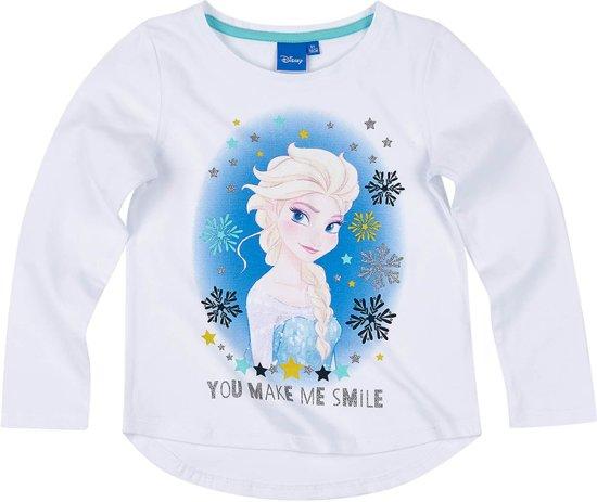 Disney-Frozen-T-shirt-met-lange-mouw-wit-maat-98