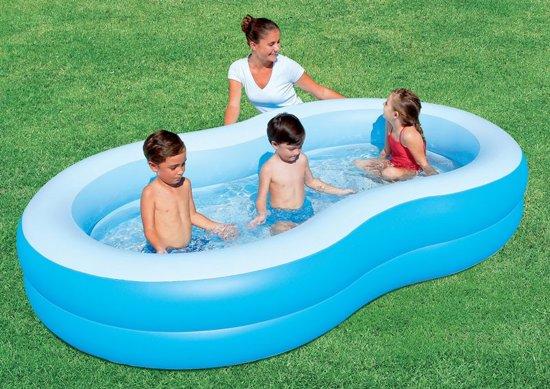 Zwembad met 2 Ringen (262 cm)