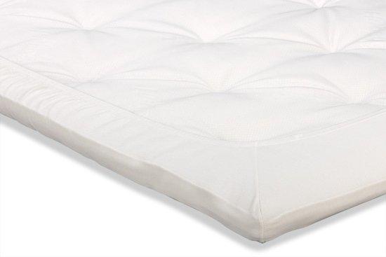 Topmatras 200 X 220.Bol Com Beter Bed Select Jersey Hoeslaken Voor Topper 100