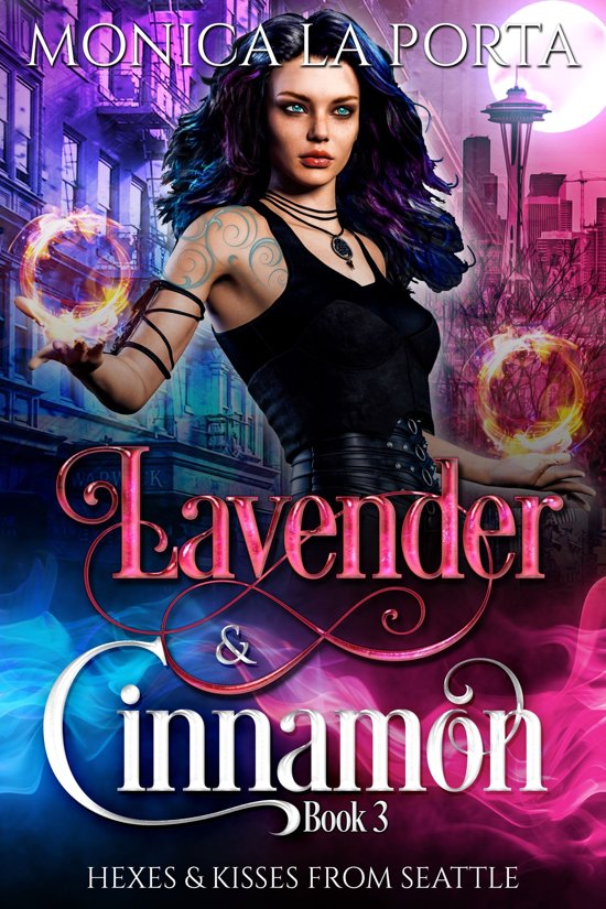 Lavender & Cinnamon