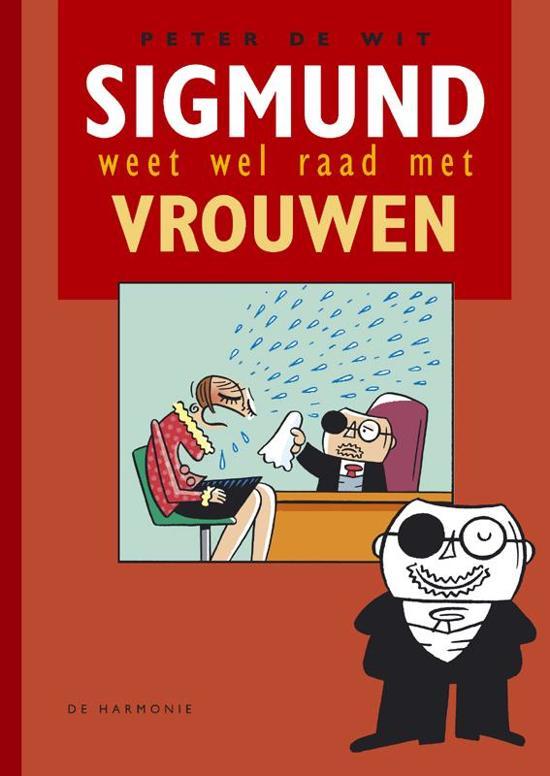 Sigmund weet wel raad met vrouwen