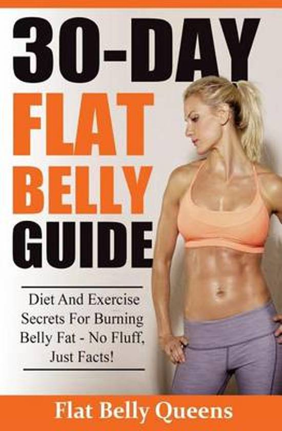 30-Day Flat Belly Guide