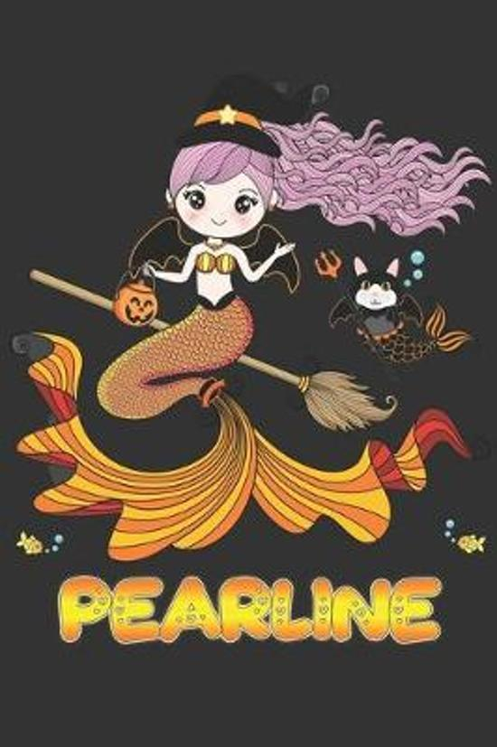 Pearline: Pearline Halloween Beautiful Mermaid Witch Want To Create An Emotional Moment For Pearline?, Show Pearline You Care Wi