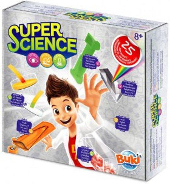 Wetenschappen 25 experimenten - BUKI