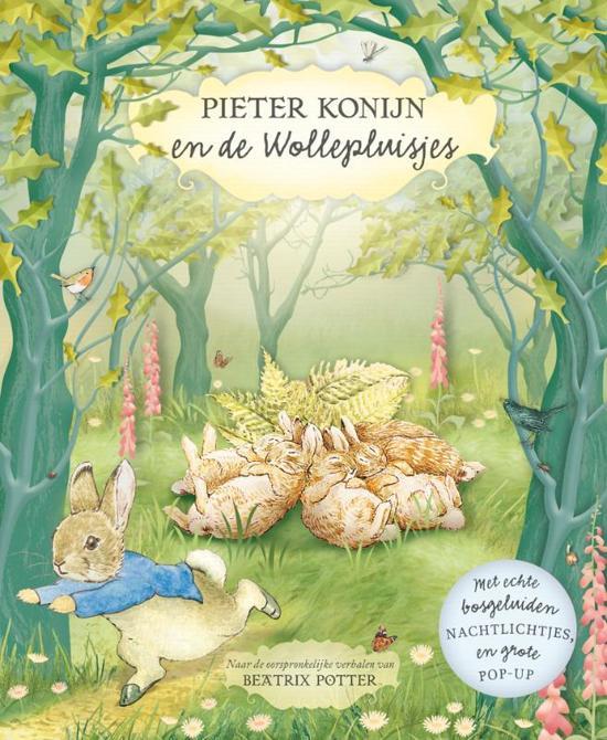 Pieter Konijn - En de Wollepluisjes