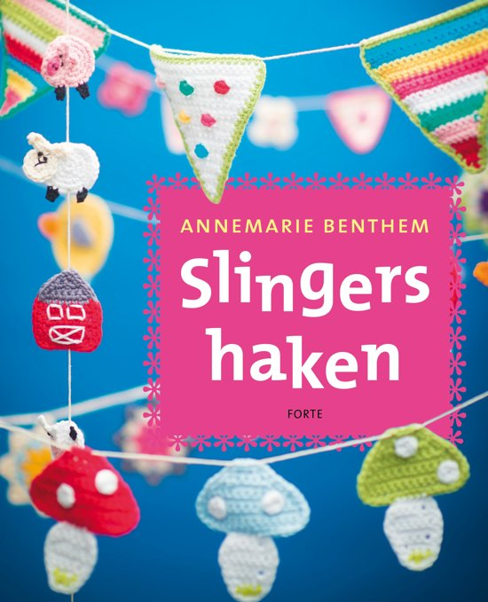 Bolcom Slingers Haken Annemarie Benthem 9789058772312 Boeken