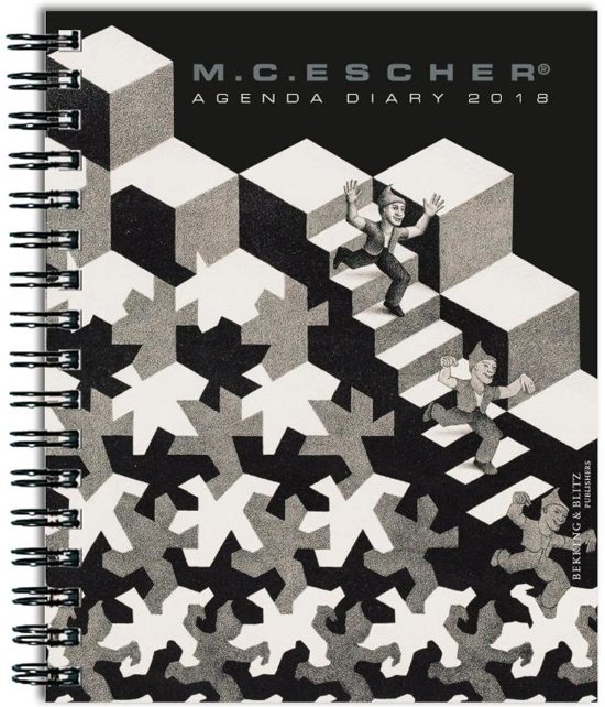 M C Escher weekagenda 2018