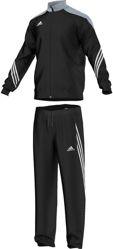 adidas Sereno 14 - Trainingspak - Heren - Maat S - Zwart