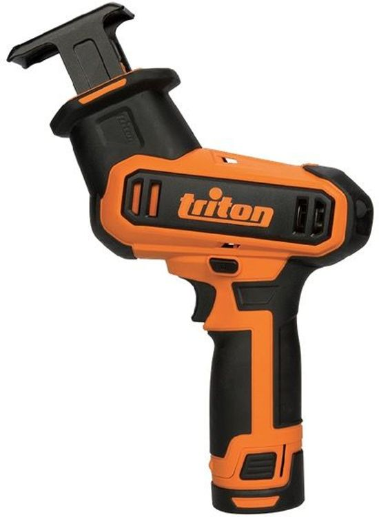 Triton T12 reciprozaag, 12 V