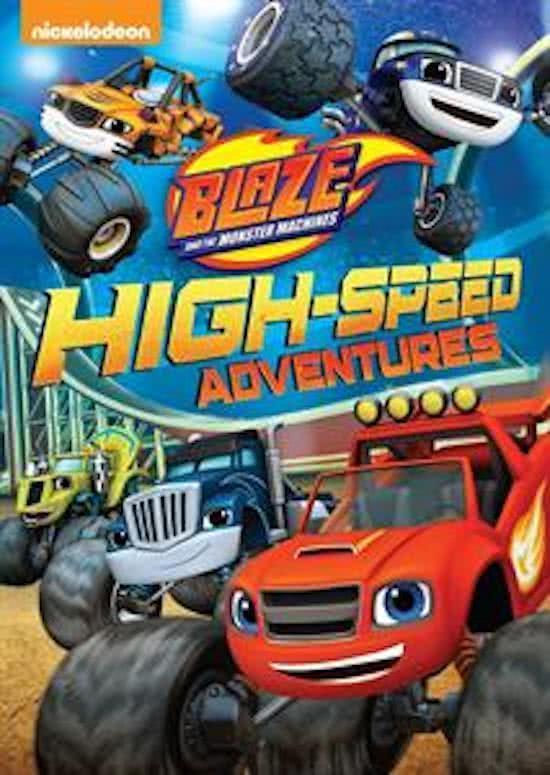 Blaze & The Monster Machine: High Speed Adventures