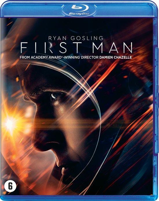 DVD cover van First Man (Blu-ray)