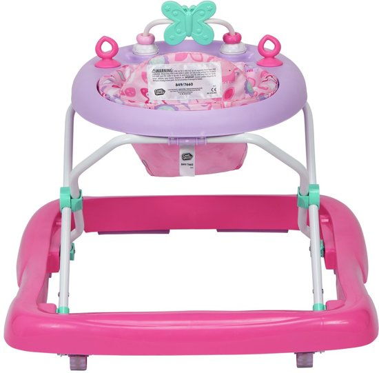 Baby walker | loopstoel | Chad Valley Baby Walker - Roze