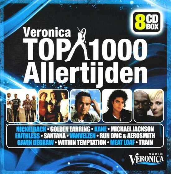 Veronica Top 1000 Allertijden Box - 2011
