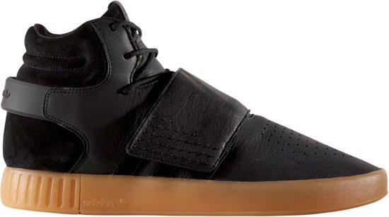adidas Tubular Invader Strap Sneakers Heren Sportschoenen - Maat 44 -  Mannen - zwart