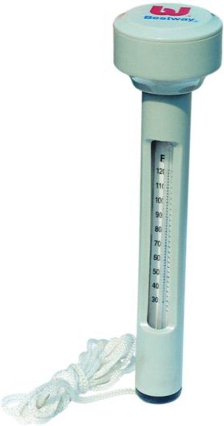 Drijvende thermometer