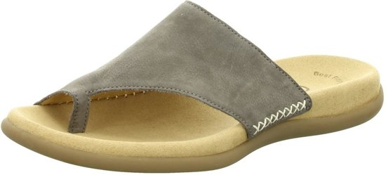 Gabor Dames Teenslipper - Taupe