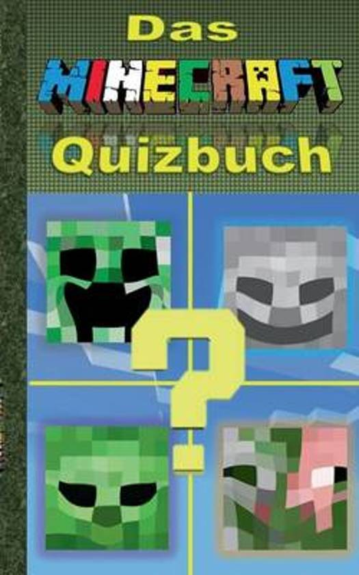 Bolcom Das Minecraft Quizbuch Theo Von Taane - Minecraft quiz spiel