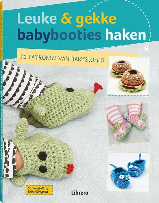 Bolcom Leuke Gekke Babybooties Haken Kristi Simpson