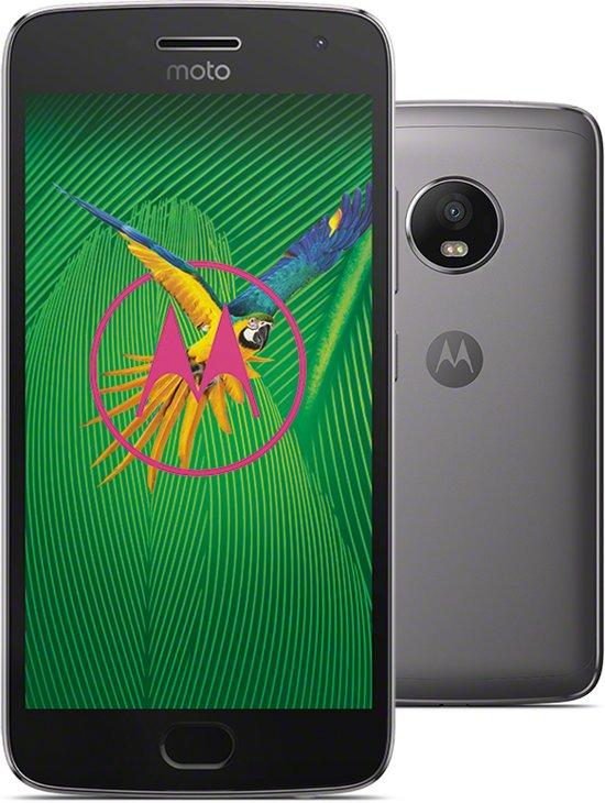 Motorola Moto G5 Plus - 32GB - Grijs