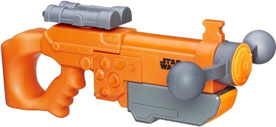 NERF Super Soaker Star Wars Chewbacca Bowcaster - Waterpistool