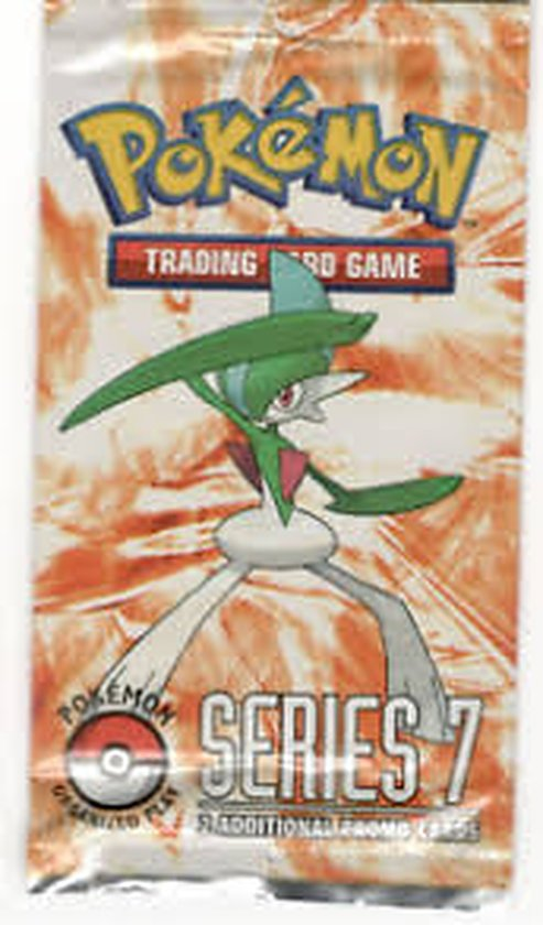 Pokemon - Pop Series 7 booster pakje - Pokémon kaarten