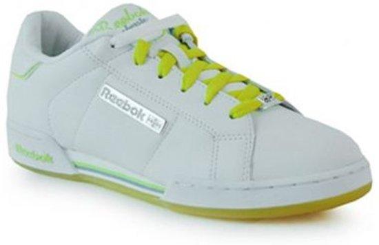 Roebuck Npc Rad Grosseurs - Chaussures De Sport - Enfants - Taille 35 - Blanc, Jaune