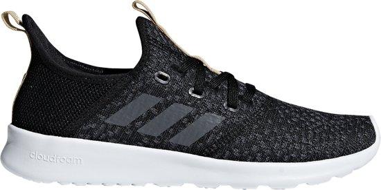 Zwarte Runner Sneakers adidas Cloudfoam Pure