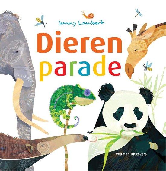 Boek cover Dierenparade van Jonny Lambert (Hardcover)