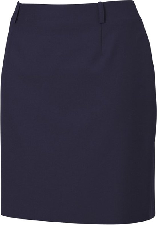 Tricorp Dames rok - Corporate - 505001 - Navy - maat 36