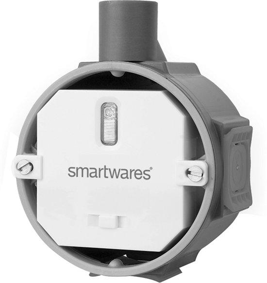 Smartwares Smarthome SH5-RBU-04A Inbouw up/down ontvanger - wit