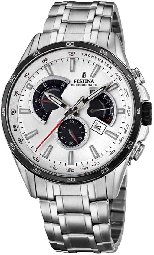 Festina Chronograph Timeless horloge F20200/1
