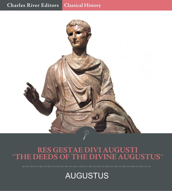 deeds of the divine augustus analysis