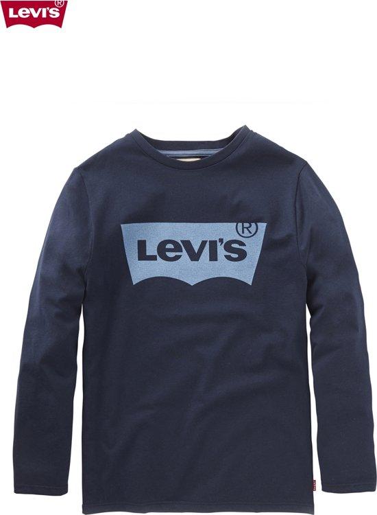 Bolcom Levis Longsleeve Longsleeve Batlong T Shirt Ss