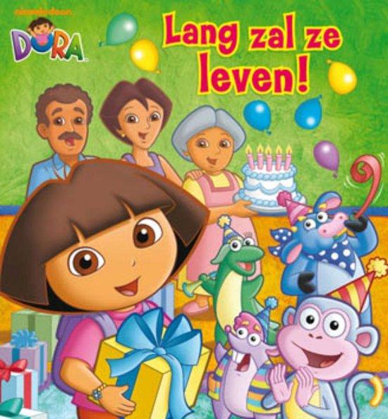 Boek cover Dora - Lang zal ze leven! van Diana Michaels (Hardcover)