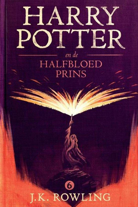 De Harry Potter-serie 6 - Harry Potter en de Halfbloed Prins