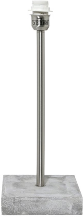 Light & Living Lampvoet  BREMEN 18x18x46 cm  -  beton
