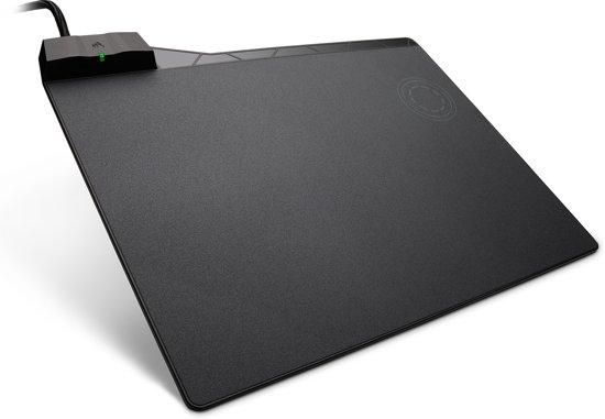 Corsair MM1000 - Qi® Draadloos opladen - Gaming Muismat