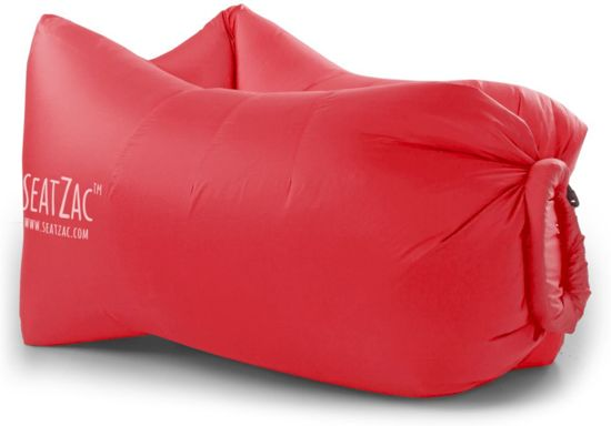 SeatZac Chill Bag zitzak Rood