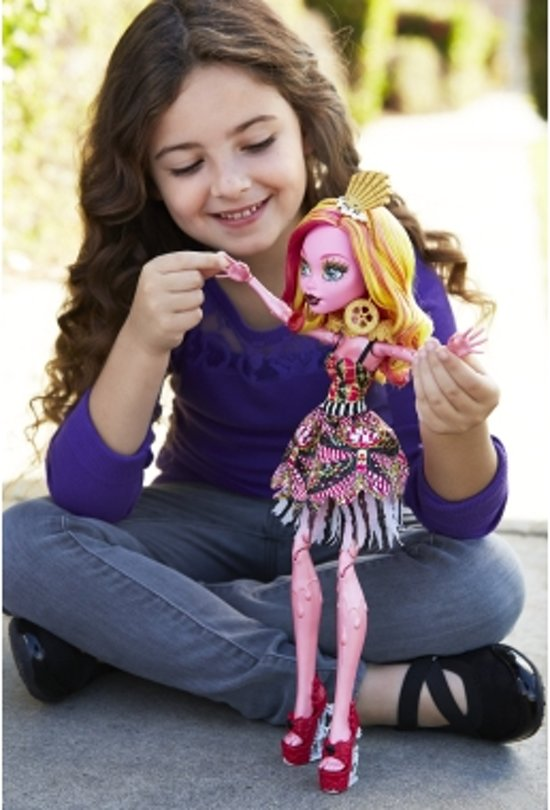 Monster High Gooliope Jellington