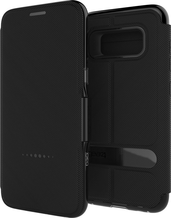 GEAR4 Oxford for Galaxy S8 black