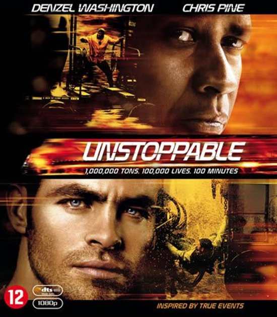 Cover van de film 'Unstoppable'