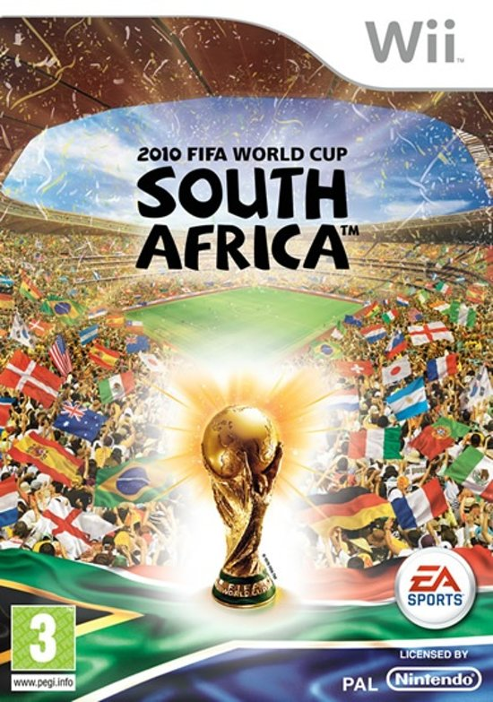 2010 FIFA World Cup South Africa kopen