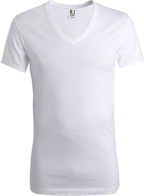 ddb3376f7a6 bol.com | RJ Bodywear T-Shirt Deep V-Neck - Sportshirt - Mannen ...