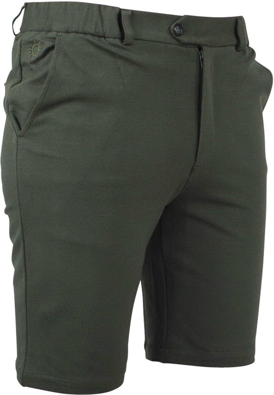 Ferlucci - Heren Short - Stretch - Paulo - Army