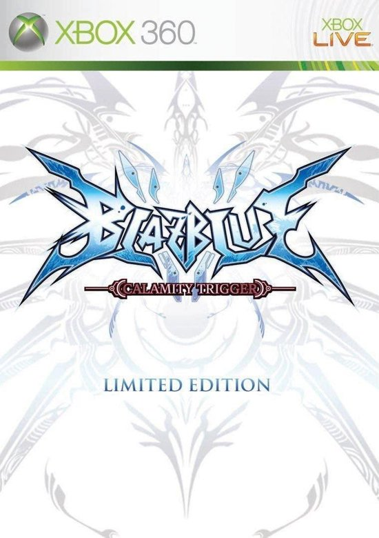 Blazblue: Calamity Trigger - Limited Edition