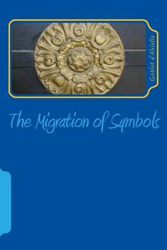 Bol The Migration Of Symbols Eugene Goblet Dalviella