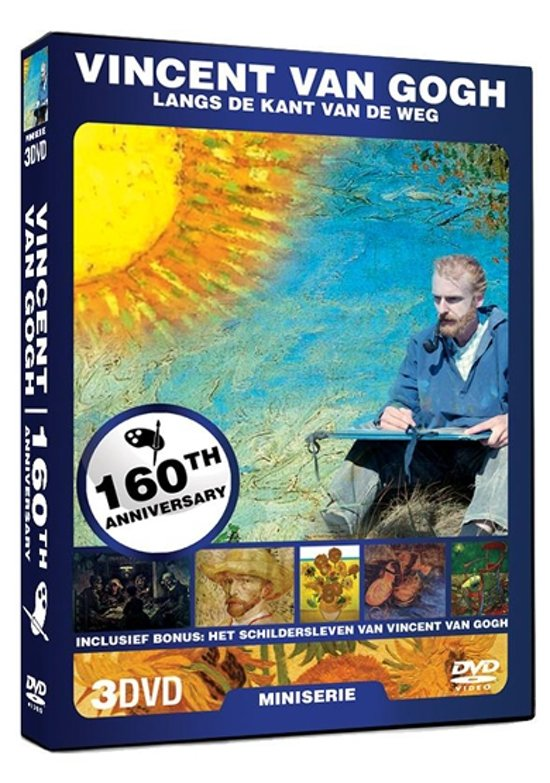 Vincent Van Gogh - 160th Anniversary Box