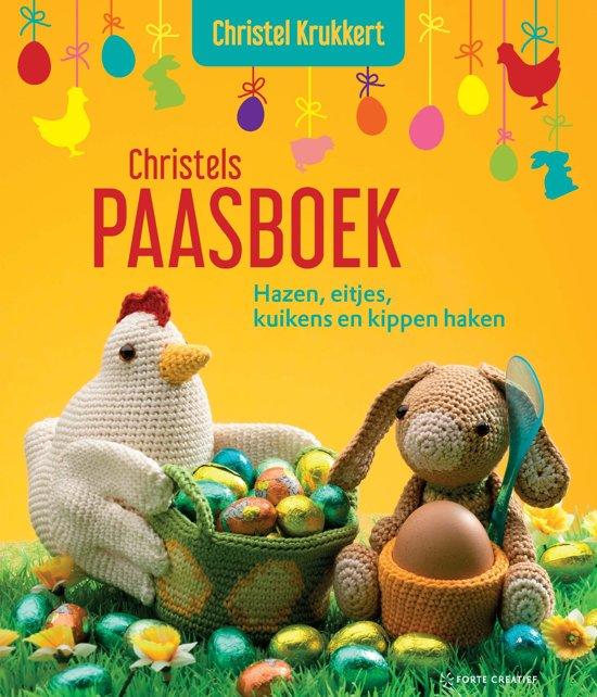 Bolcom Christels Paasboek Haken Christel Krukkert