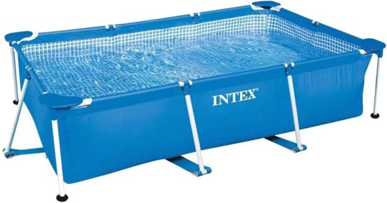 Intex Frame Pool Zwembad super deal - 260 x 160 x 65 cm