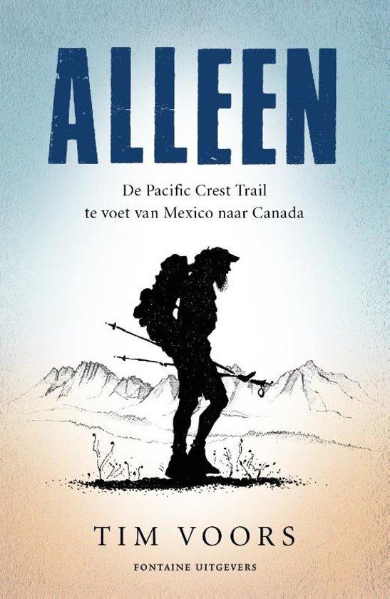 Boek cover Alleen van Tim Voors (Paperback)